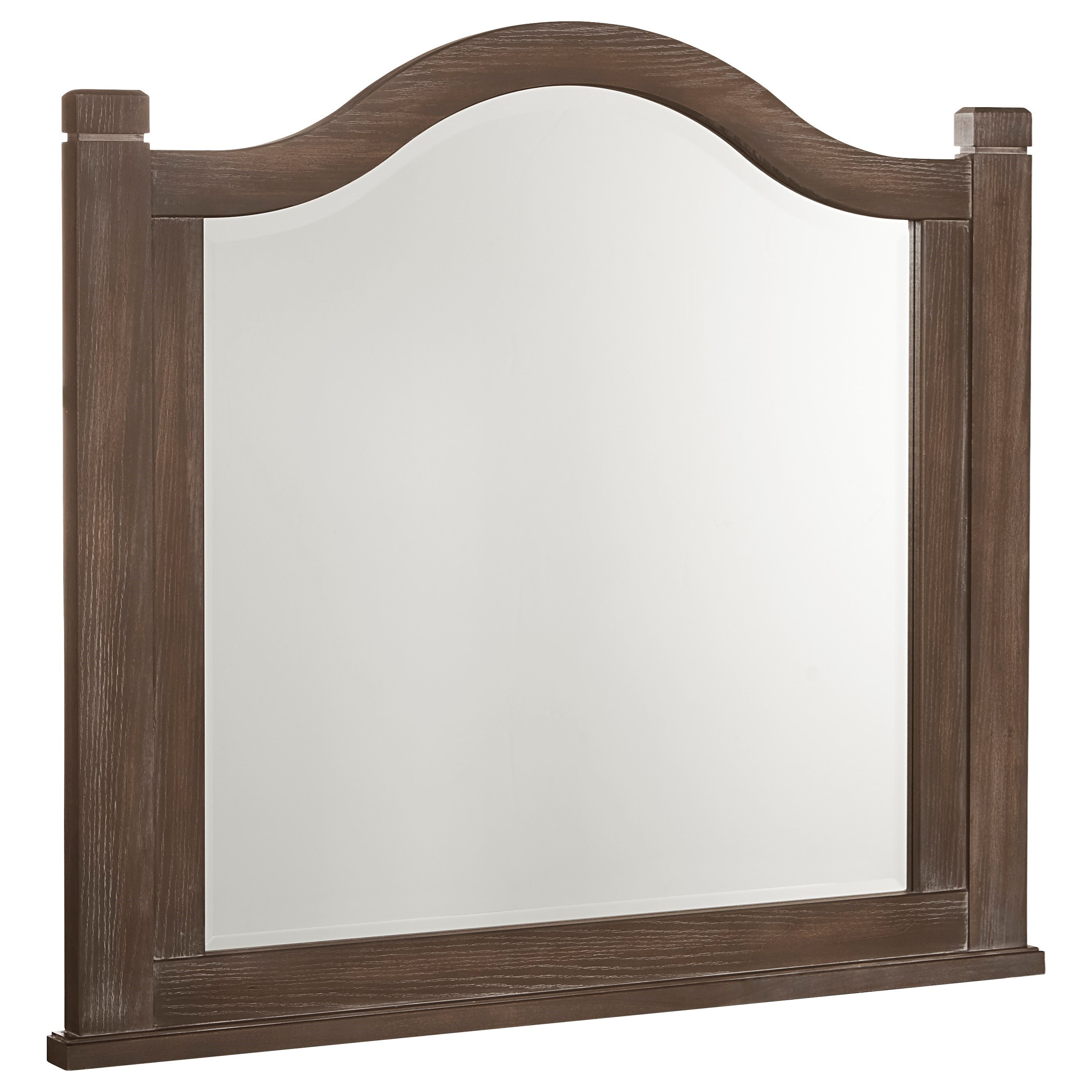 Bungalow Master Arch Mirror by Laurel Mercantile Co. at Johnny Janosik
