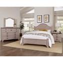 Laurel Mercantile Co. Bungalow King Bedroom Group - Item Number: 741 K Bedroom Group 2