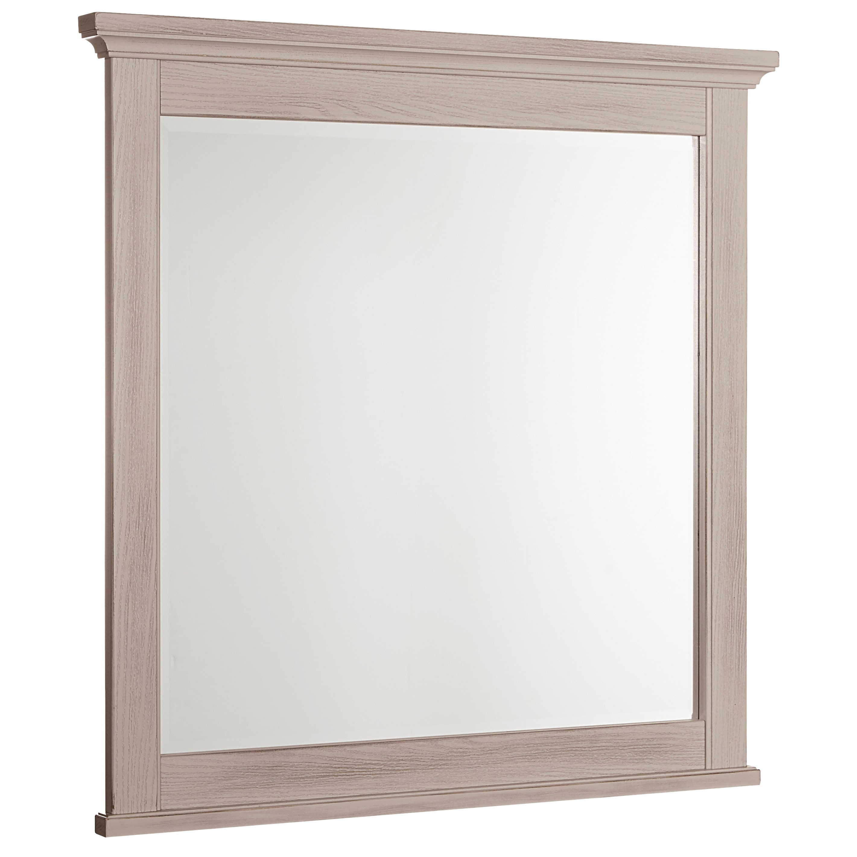 Bungalow Landscape Mirror by Laurel Mercantile Co. at Darvin Furniture