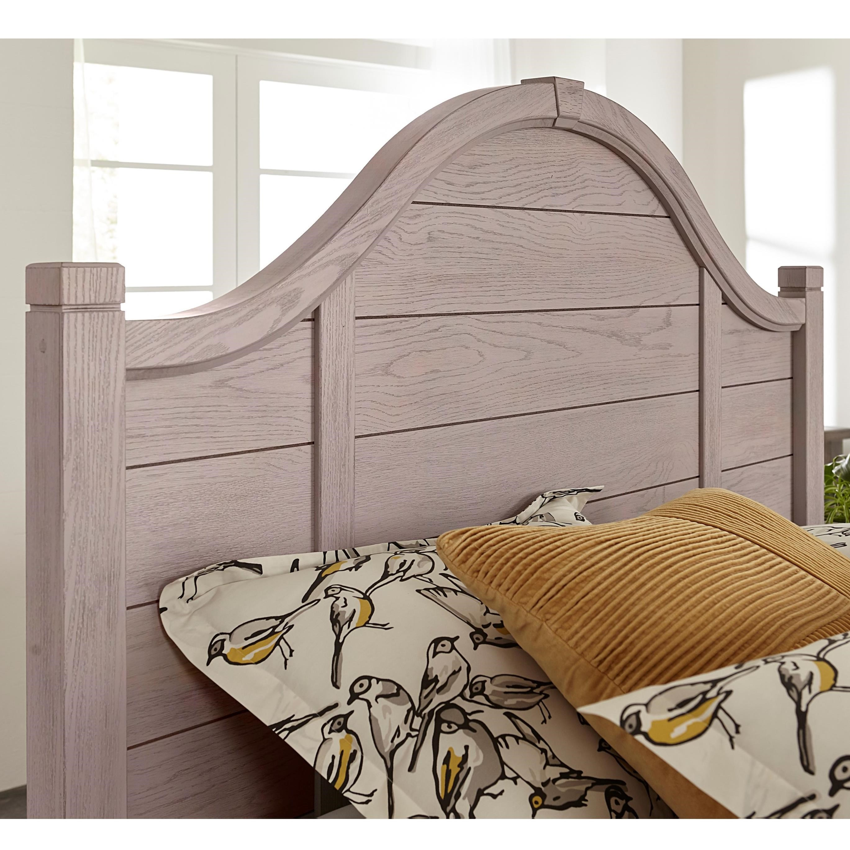 Bungalow King Arch Headboard by Laurel Mercantile Co. at Darvin Furniture