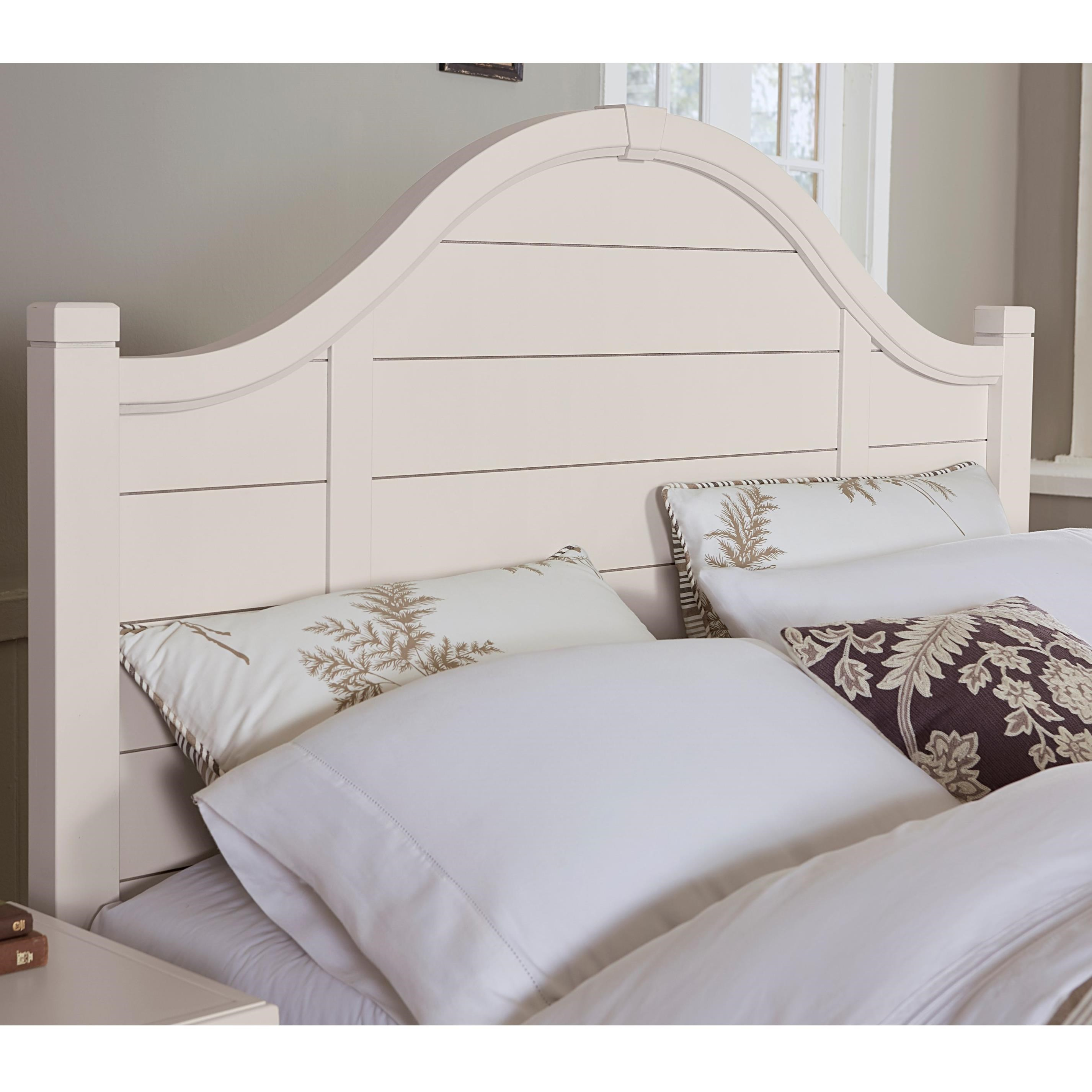 Bungalow Twin Arch Headboard by Laurel Mercantile Co. at Johnny Janosik