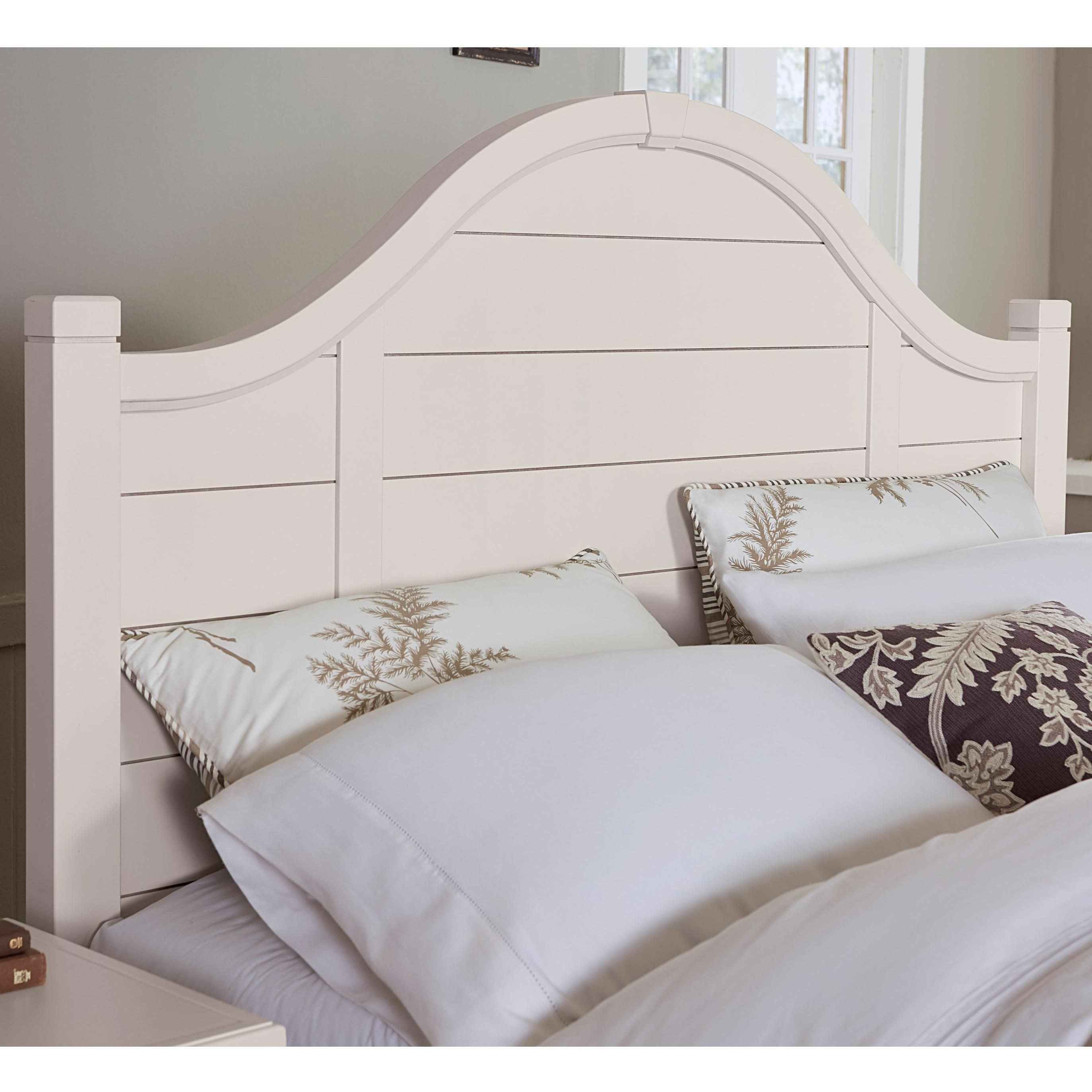 Bungalow Queen Arch Headboard by Laurel Mercantile Co. at Johnny Janosik