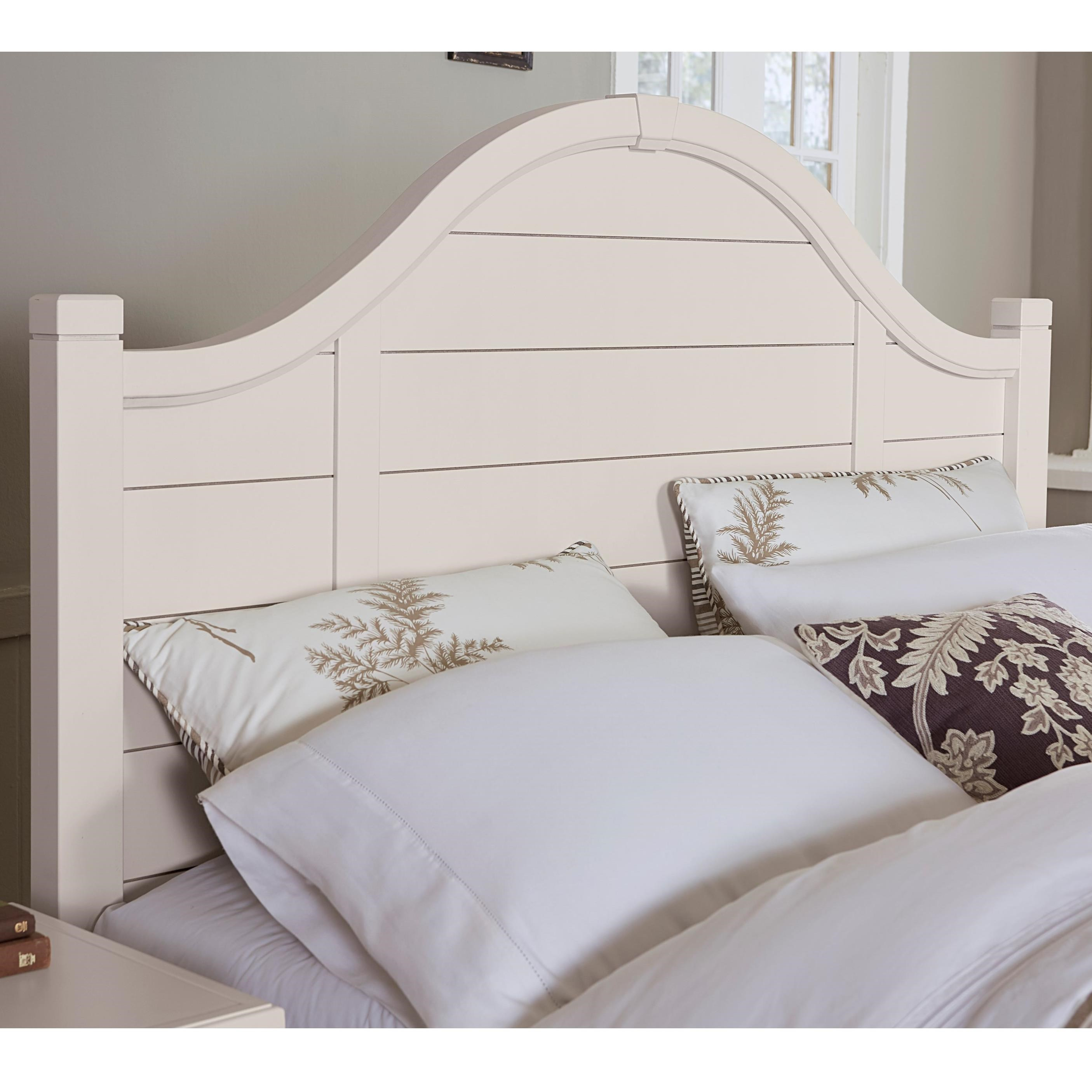 Bungalow King Arch Headboard by Laurel Mercantile Co. at Johnny Janosik