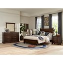Laurel Mercantile Co. LMCo. Home  Queen Bedroom Group - Item Number: 730 Q Bedroom Group 2