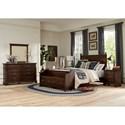 Laurel Mercantile Co. LMCo. Home  Queen Bedroom Group - Item Number: 730 Q Bedroom Group 3