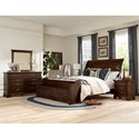 Laurel Mercantile Co. LMCo. Home  Queen Bedroom Group - Item Number: 730 Q Bedroom Group 4