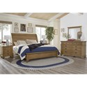 Laurel Mercantile Co. LMCo. Home King Bedroom Group - Item Number: 732 King Bedroom Group 1