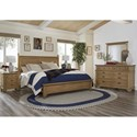 Laurel Mercantile Co. LMCo. Home Queen Bedroom Group - Item Number: 732 Q Bedroom Group 2