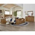 Laurel Mercantile Co. LMCo. Home Queen Bedroom Group - Item Number: 732 Q Bedroom Group 3