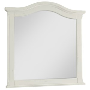 Tall Arched Mirror