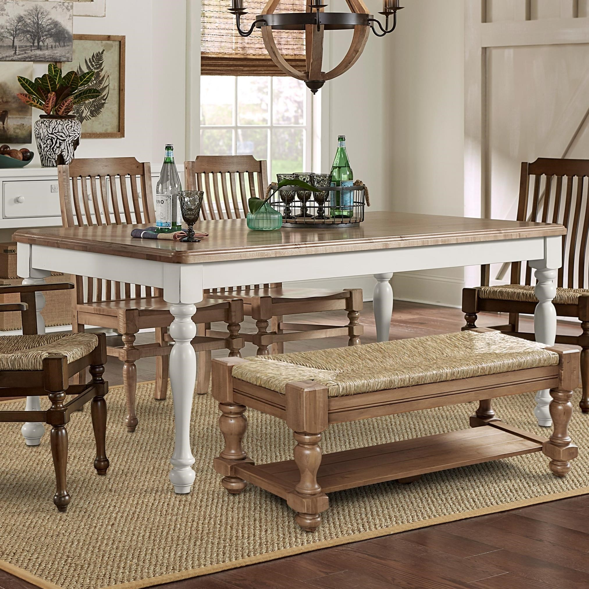 Excellent Laurel Mercantile Co Scotsman Rustic Solid Wood 72 Turned Ncnpc Chair Design For Home Ncnpcorg
