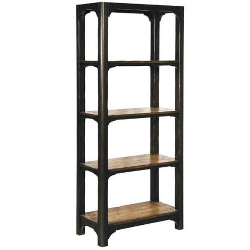 LaurelHouse Designs Carson Shelving Unit - Item Number: 10243-02