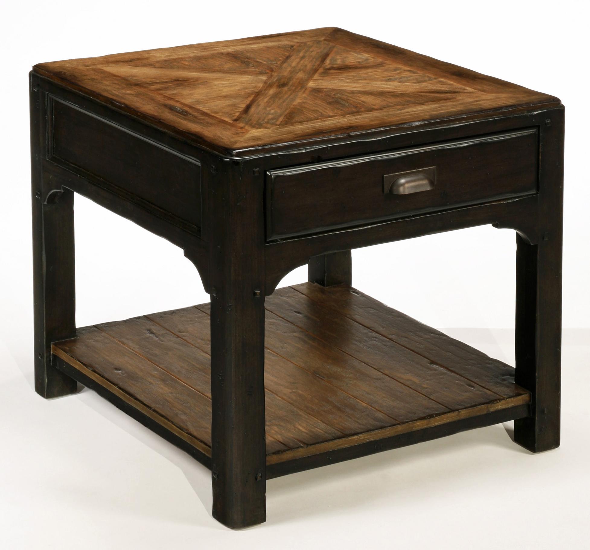 LaurelHouse Designs Carson End Table - Item Number: 104221-02