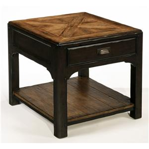 LaurelHouse Designs Carson End Table