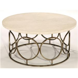 LaurelHouse Designs Circa Round Cocktail Table