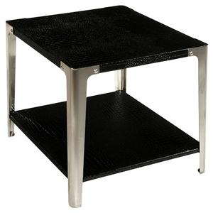 LaurelHouse Designs Gotham Rectangular End Table