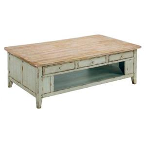 LaurelHouse Designs Haley Rectangular Cocktail Table