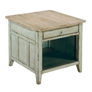 LaurelHouse Designs Haley Rectangular Drawer End