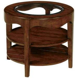 LaurelHouse Designs Landon  End Table