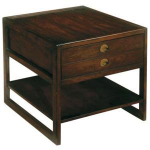 LaurelHouse Designs Logan Rectangular End Table