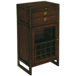 LaurelHouse Designs Logan Wine Cabinet
