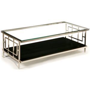 LaurelHouse Designs Matrix Rectangular Cocktail Table