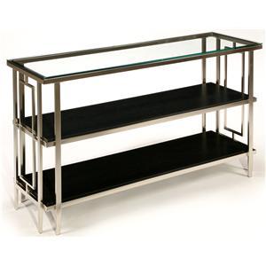 LaurelHouse Designs Matrix Rectangular Console Table