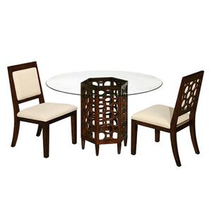 LaurelHouse Designs Orbit Table and Chair Set