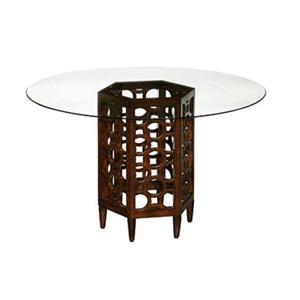LaurelHouse Designs Orbit Round Dining Table