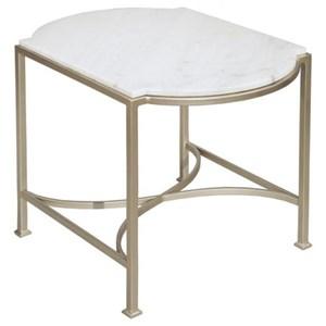 LaurelHouse Designs Selene Rectangular End Table