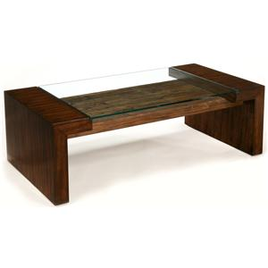 LaurelHouse Designs Sierra Rectangular Cocktail Table
