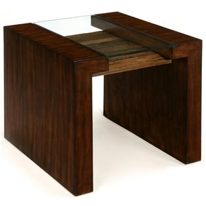 LaurelHouse Designs Sierra End Table