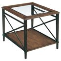LaurelHouse Designs Tanner Rectangular End Table - Item Number: 189520-00