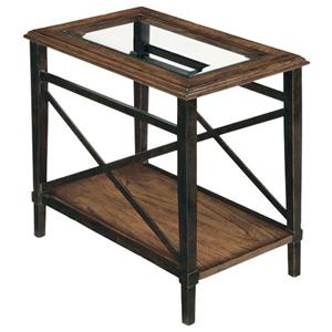 LaurelHouse Designs Tanner Rectangular End Table
