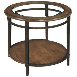 LaurelHouse Designs Tanner Round End Table