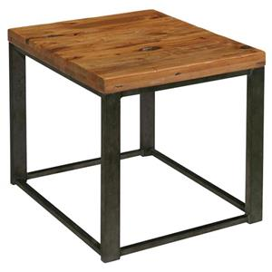 LaurelHouse Designs Tribeca Rectangular End Table