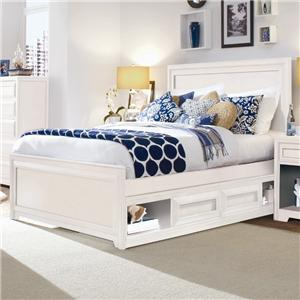 lea industries elite reflections full bed