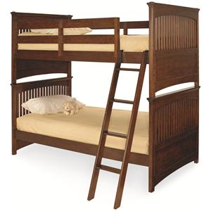 Morris Home Furnishings Fairmont Bunk Bed