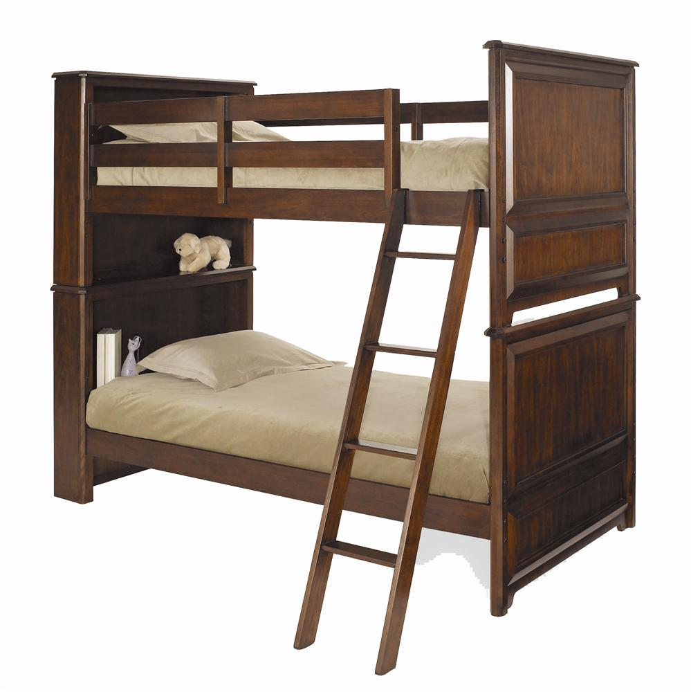 Bon Elite   Expressions Twin Over Twin Bunk Bed By Lea Industries