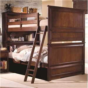 Morris Home Furnishings Roma Full-Over-Full Bunk Bed
