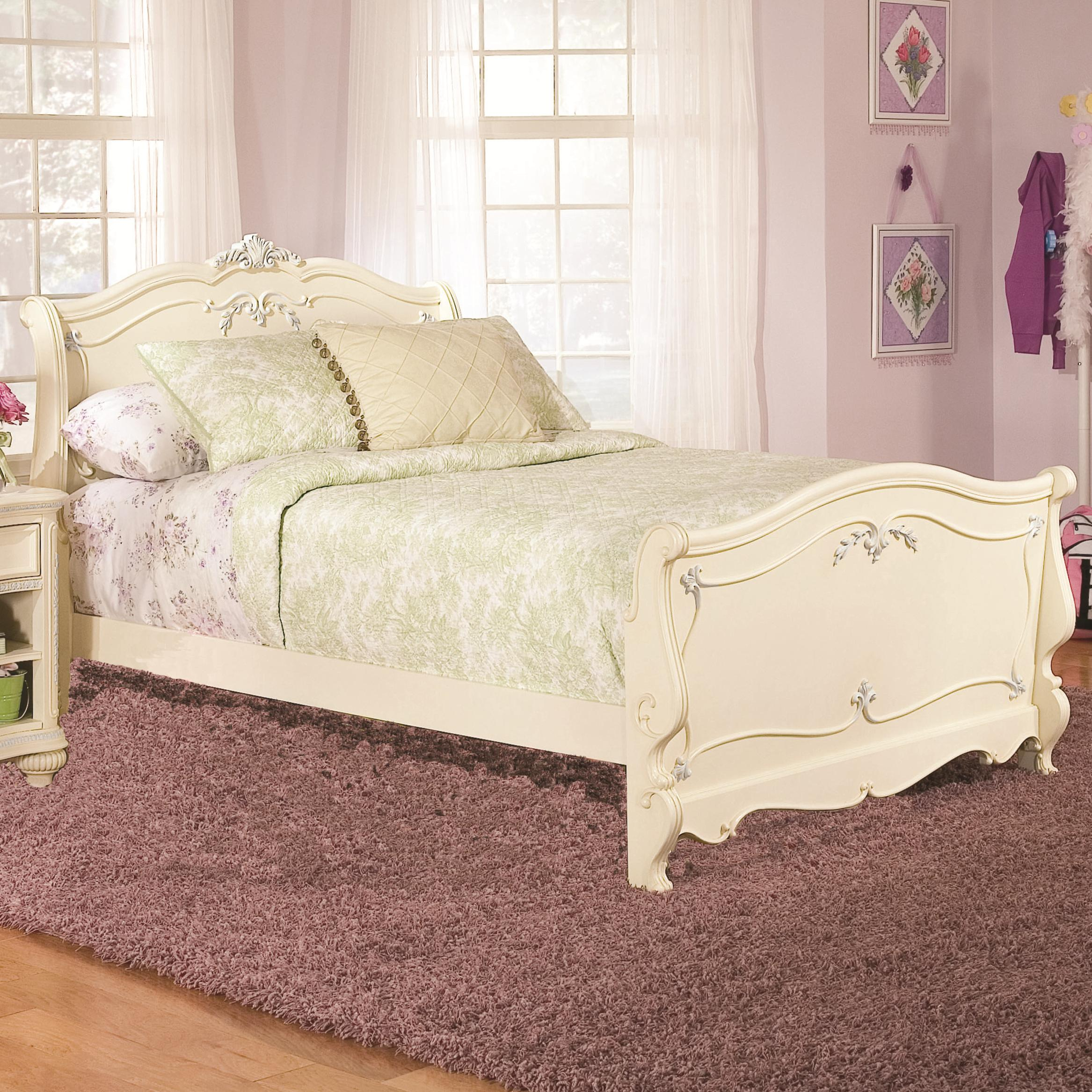 lea industries jessica mcclintock romance queen size traditional