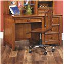 Lea Industries Willow Run Single Pedestal Desk - 244-345
