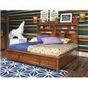 Lea Industries Willow Run Twin Sideways Platform Bed with Slat Pack - 244-923R