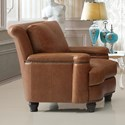 Leather Italia USA Hutton Leather Chair - Item Number: 2493-chair