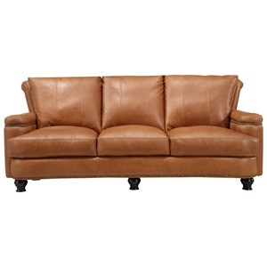 Leather Italia USA Hutton Leather Sofa