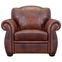 Leather Italia USA Arizona Leather Chair