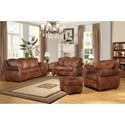 Leather Italia USA Arizona Leather Sofa