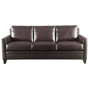 Leather Italia Fletcher Leather Sofa