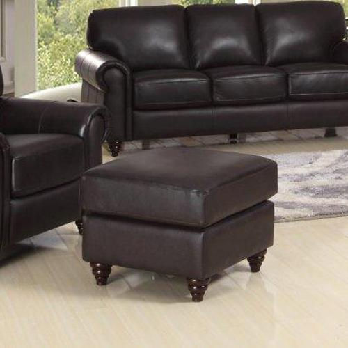 Leather Italia USA Amherst Ottoman - Item Number: 9529-001382