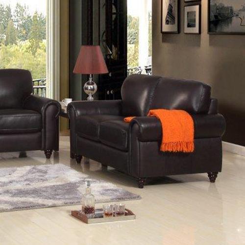 Leather Italia USA Amherst Loveseat - Item Number: 9529-021382